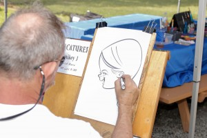 Dulles Golf Center & Sports Park Corporate Events Artist Drawings